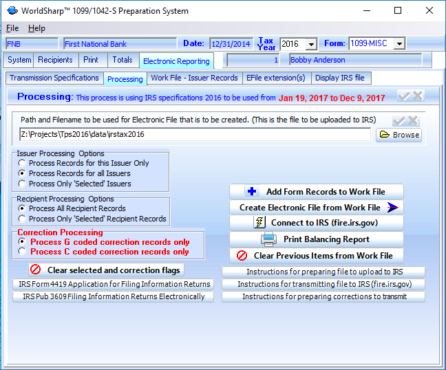 1042 S Software Worldsharp 10991042 S Software Features
